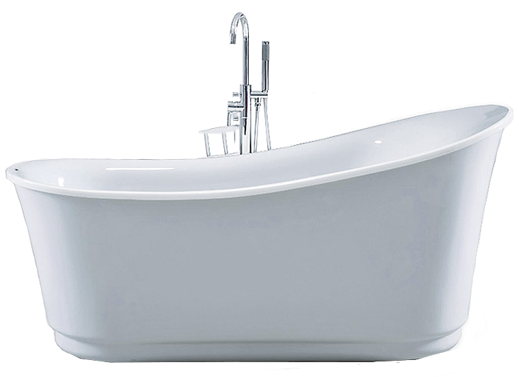 """Акриловая ванна """"Амалия"""", 178x88см"""